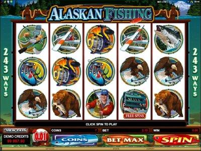 Alaskan Fishing 400