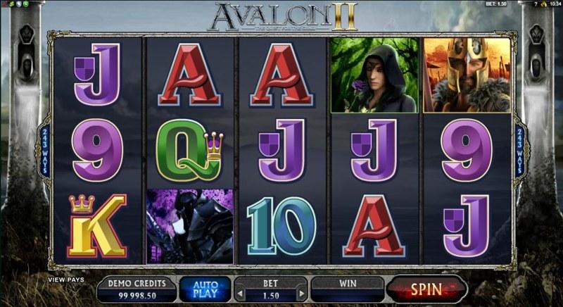 Avalon 2 800