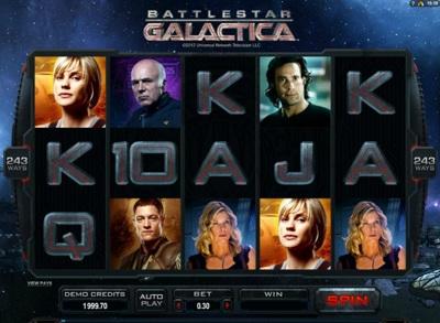 Battlestar Galactica 400