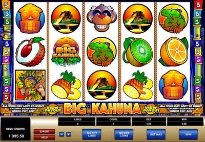 Big Kahuna 400