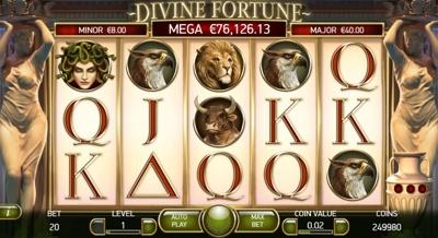 Divine Fortune 400