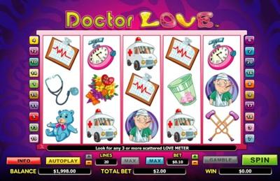 Doctor Love 400