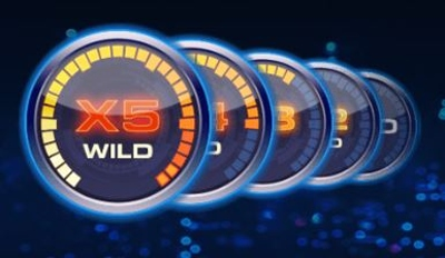 Drive Multiplier Wilds