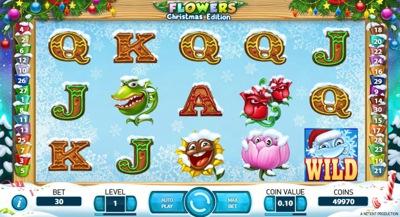 Flowers Christmas Edition 400