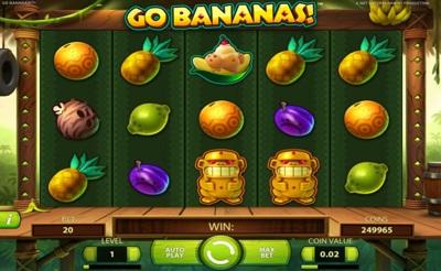 Go Bananas 400