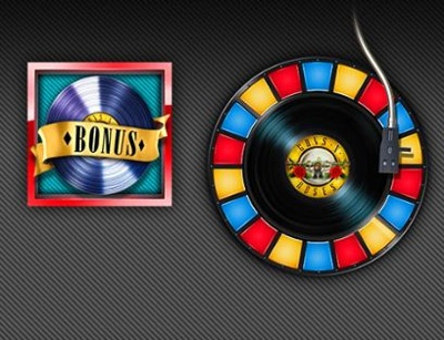 Guns N Roses Bonus Wheel