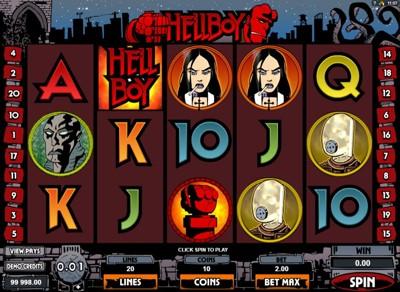 Hellboy 400