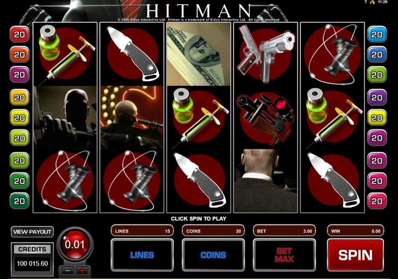 Hitman 800
