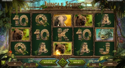Jungle Spirit 400