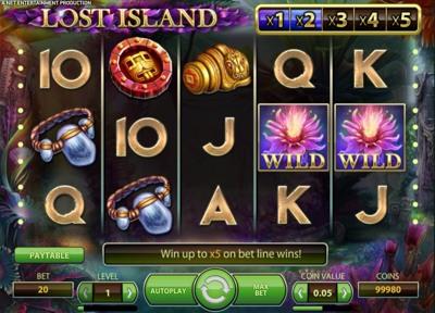 Lost Island 400