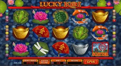 Lucky Koi 400