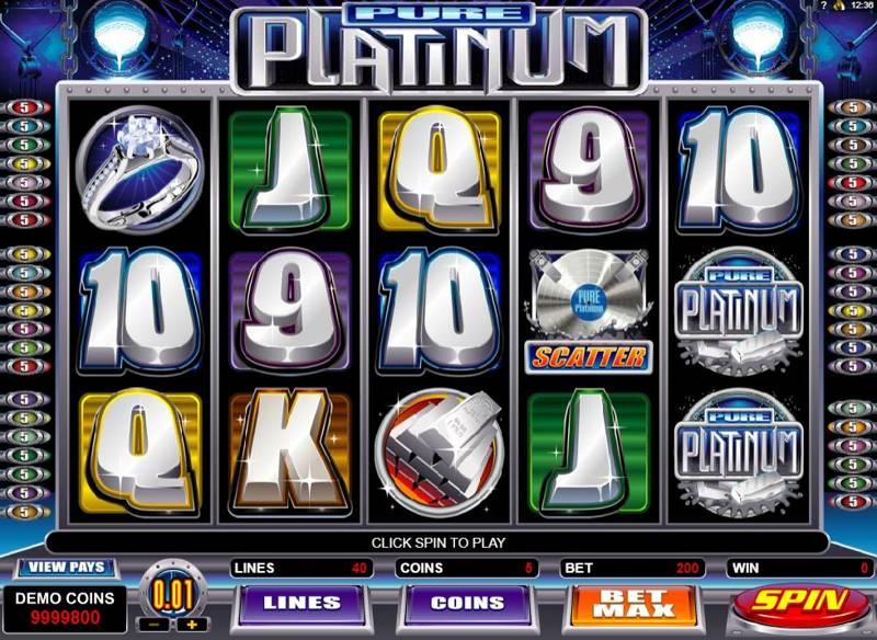 Pure Platinum 800