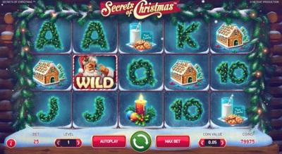 Secrets of Christmas 400