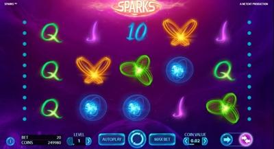 Sparks 400