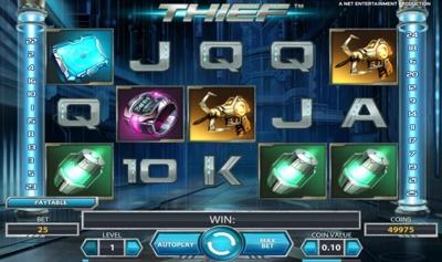 Thief 400