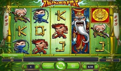Thunderfist 400