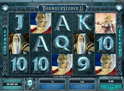 Thunderstruck II 400