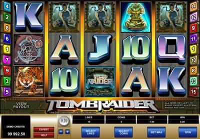 Tomb Raider 400