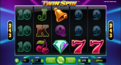 Twin Spin 400