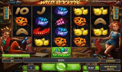 Wild Rockets 400