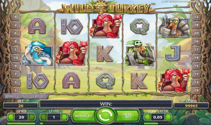 Wild Turkey 800