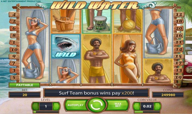 Wild Water 800
