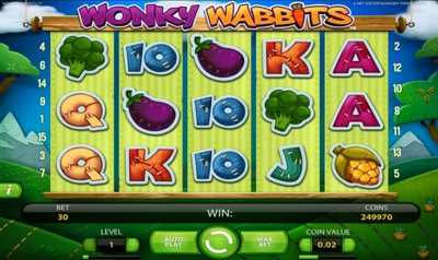 Wonky Wabbits 400