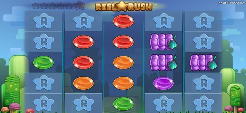 Reel Rush 800
